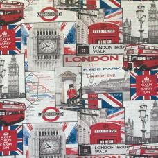 Ткань Britannia Street