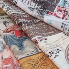 Ткань Skotchgard Travel