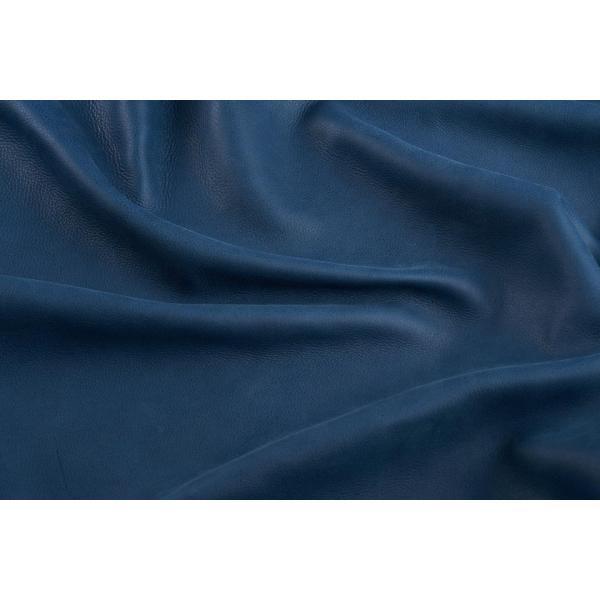 Натуральная кожа VINTAGE BLUE