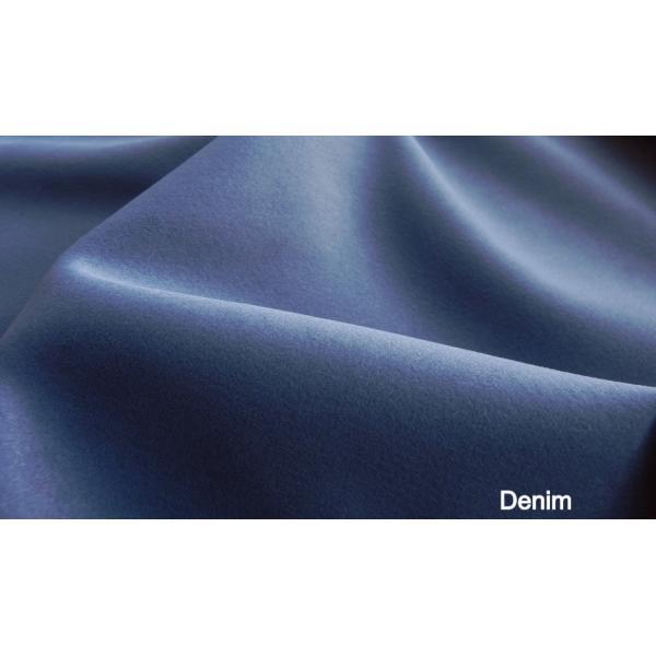 Ткань обивочная велюр Virginia Denim