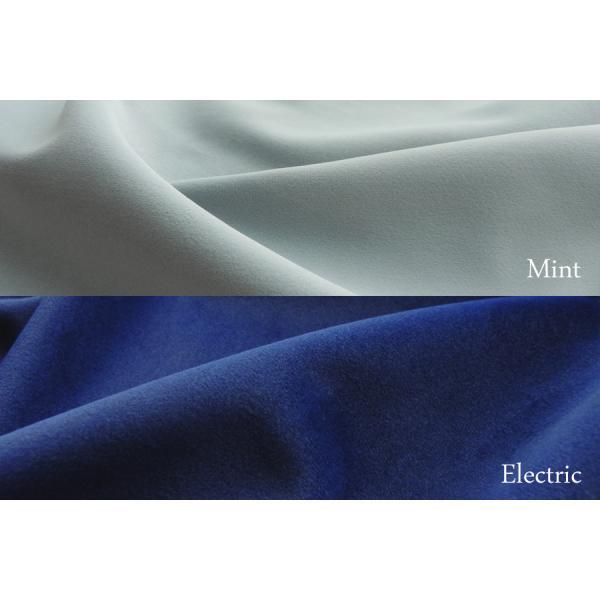 Мебельная ткань велюр Virginia Mint