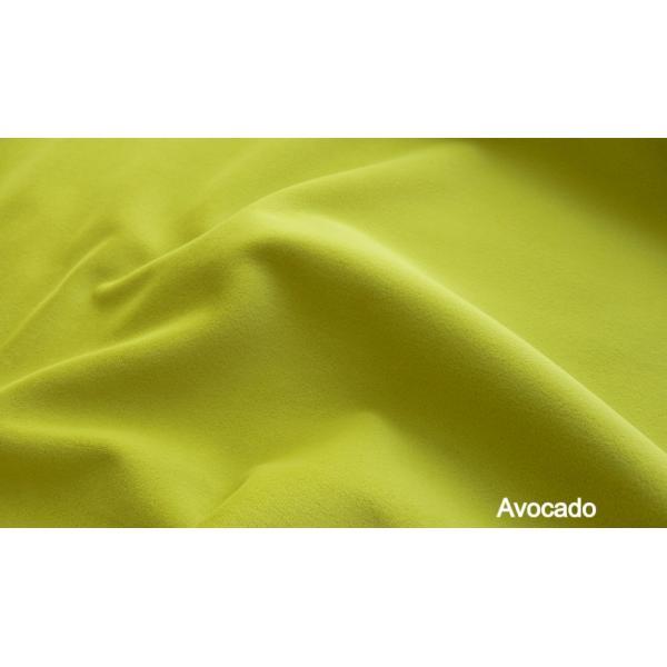 Ткань для обивки мебели велюр Virginia Avocado