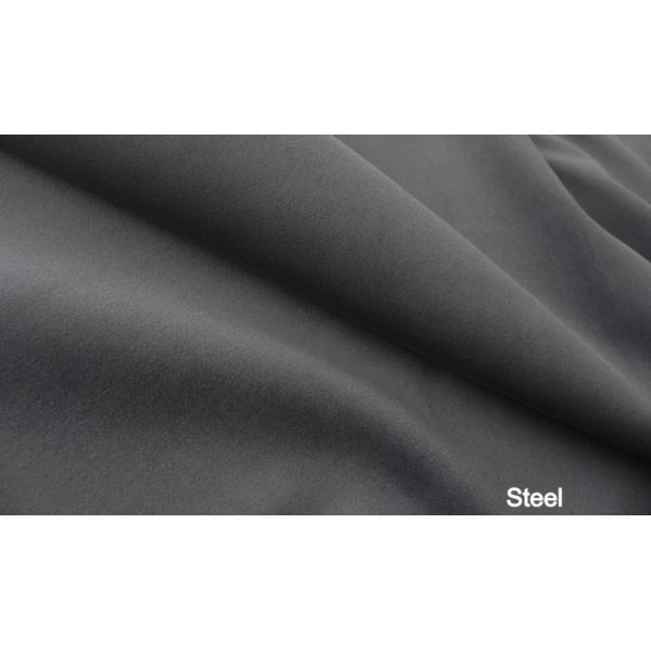 Ткань для обивки мебели велюр Virginia Steel