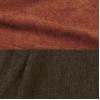 Ткань для обивки мебели шинилл Valencia Chocolate